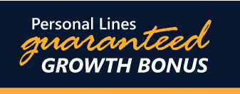 Personal Lines Guaranteed Growth Bonus